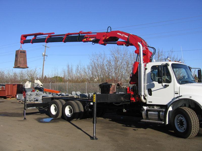 Atlas Truck Sales >> Articulating Truck Cranes, Knuckle Boom Crane Equipment Sales