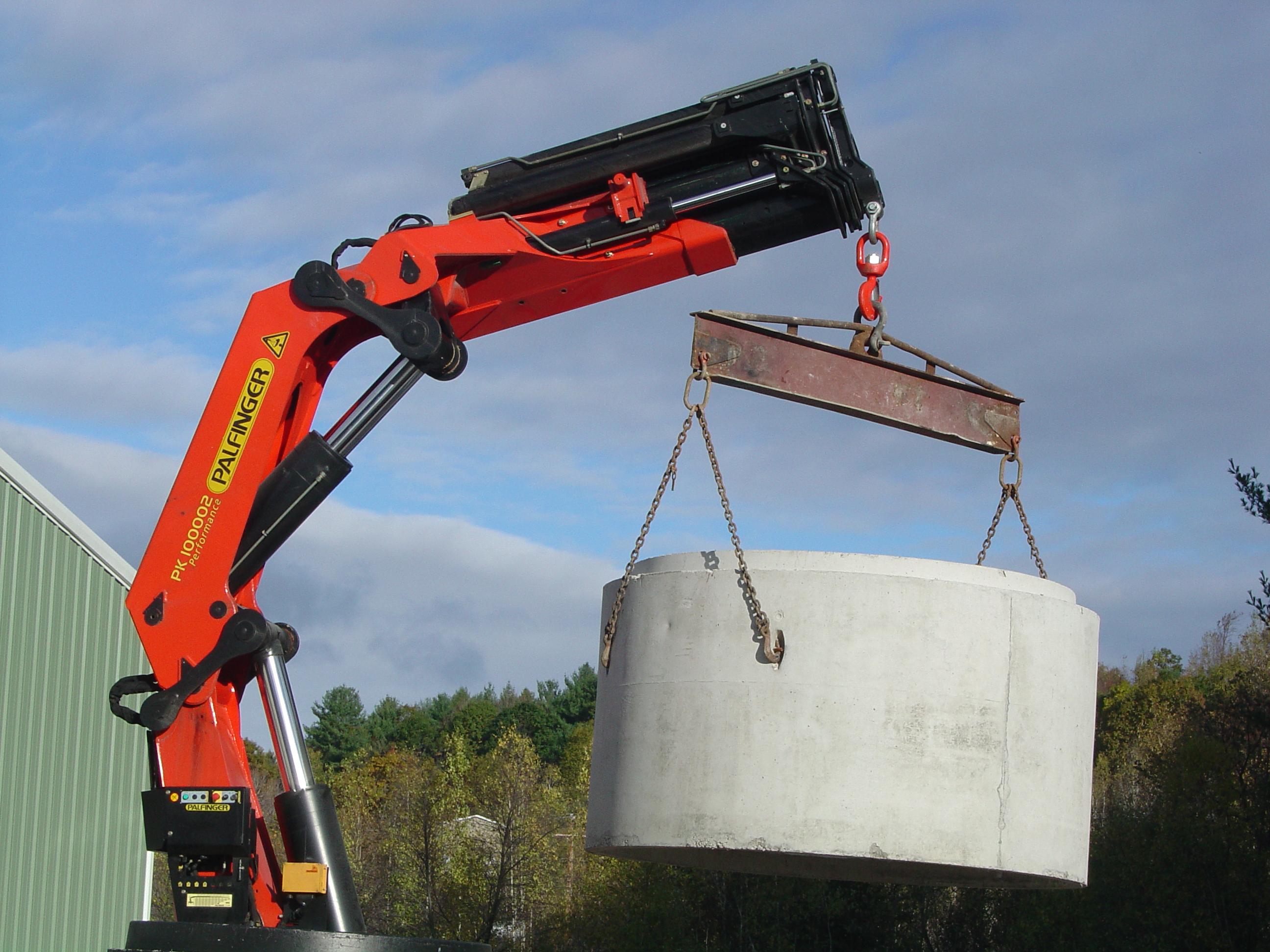 Articulating Truck Cranes, Knuckle Boom Crane Equipment Sales