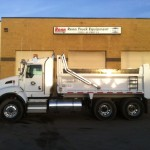 Truck With Dump Box