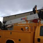 Heavy Duty Service Crane