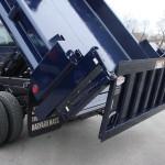 Dump Box Tailgate Lift