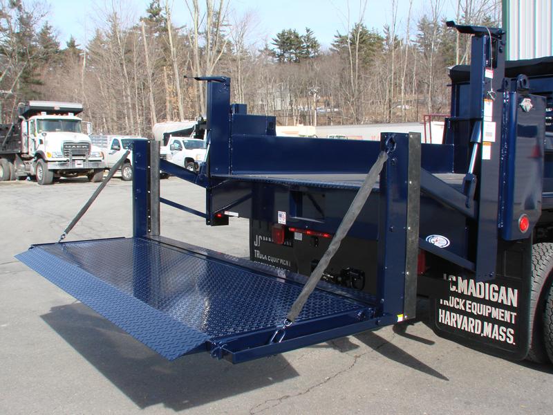 Truck Tailgates For Commercial Trucks Commercial Truck