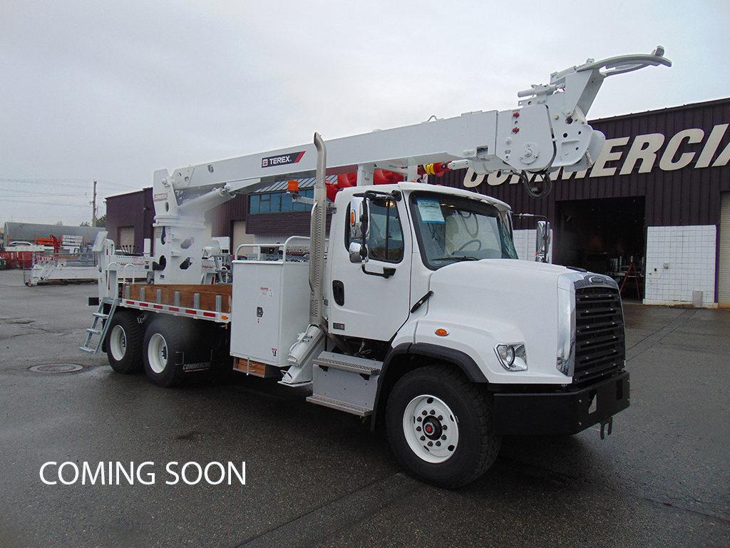 Terex C6060 Digger Derrick on Freightliner 108SD