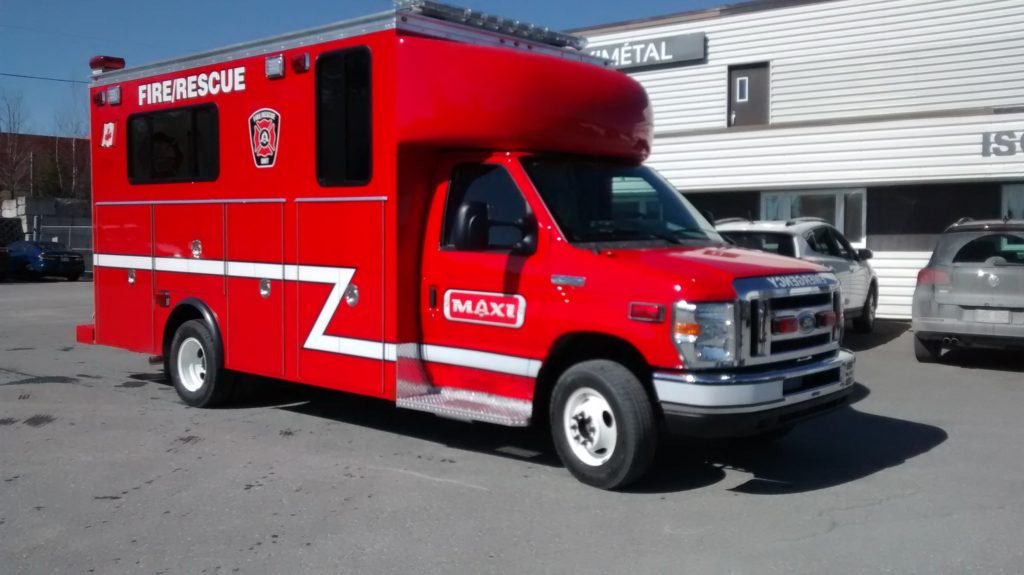 Ford E450 14′ Walk-In Rescue