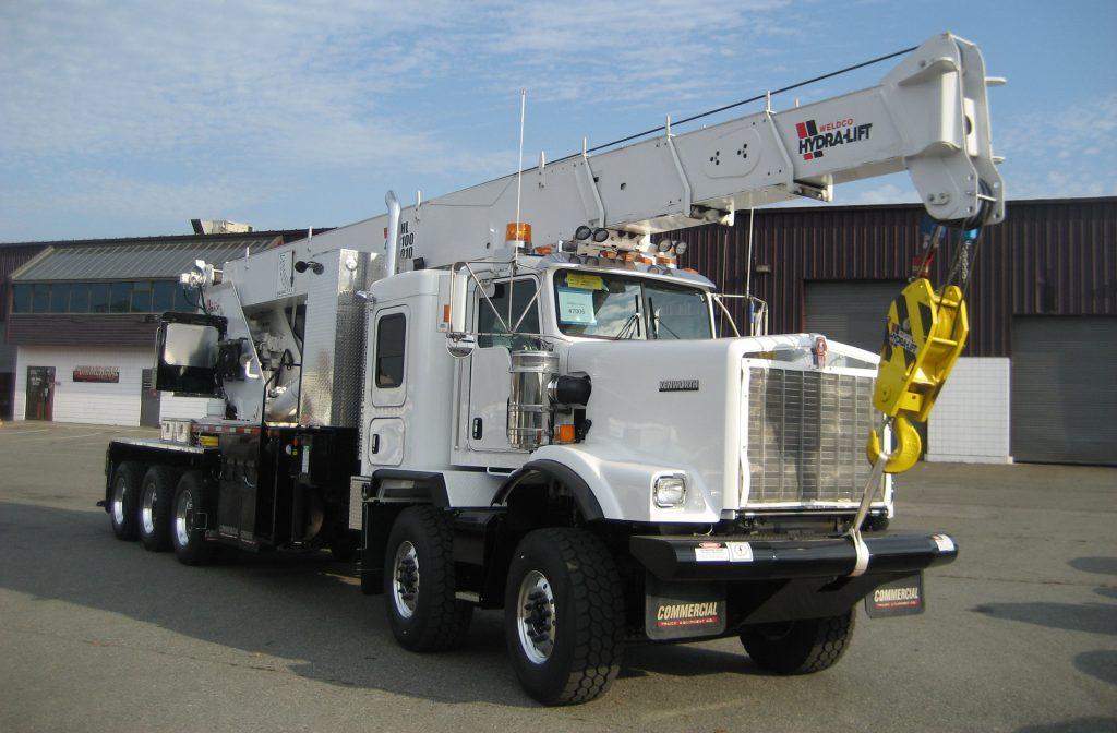 Weldco WHL45TC100 Crane