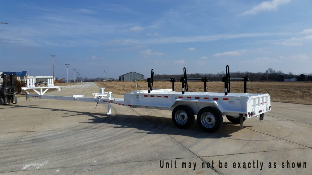 Brooks Brothers PT142 XL Trailer