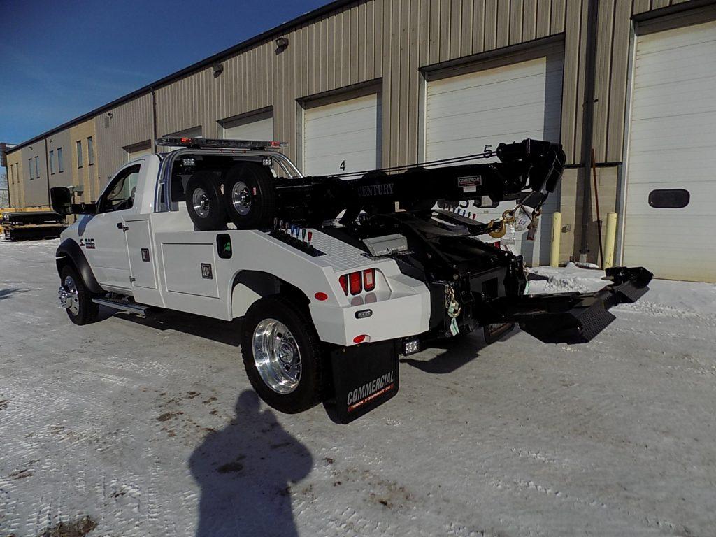 Century 612 Wrecker on Dodge 5500