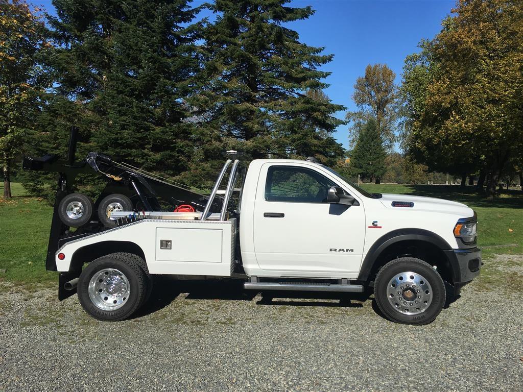 Century 312 on 2019 Dodge 5500