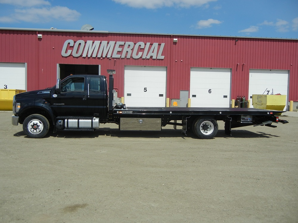 Century 12 Series 21′ Carrier on Ford F650