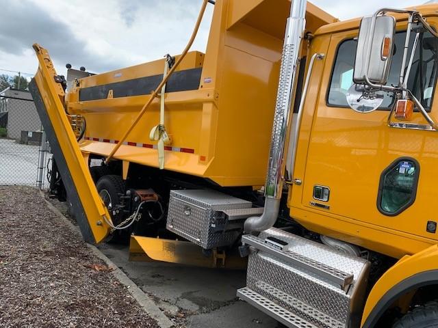 Monroe Snow & Ice Equipment on Western Star 4700